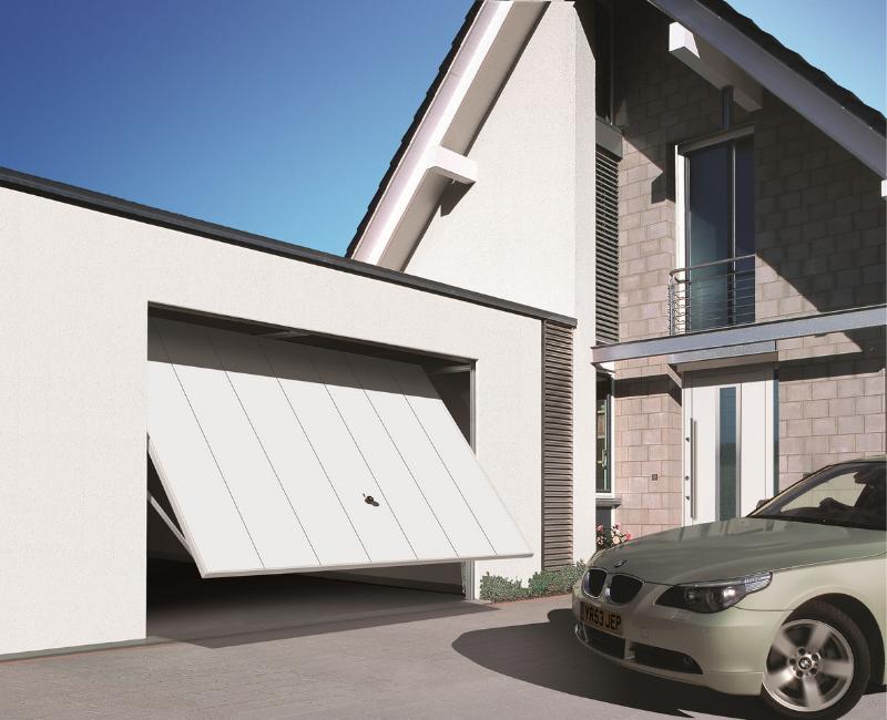 Up & over garage doors in Penrith